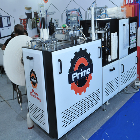 Paper Cup Machine in India PMC-600
